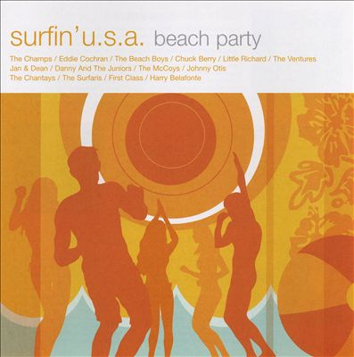 Surfin' U.S.A.: Beach Party