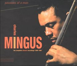 Passions of a Man: The Complete Atlantic Recordings 1956-1961