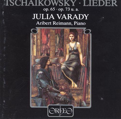 Tchaikovsky: Lieder