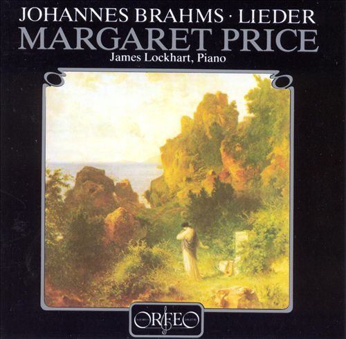Brahms: Ausgewählte Lieder