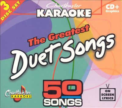 Chartbuster Karaoke: Greatest Duet Songs