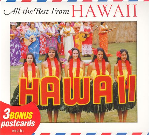All the Best from Hawaii [Madacy Special MKTS]