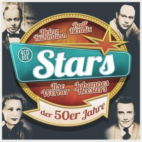 Stars der 50ER Jahre [Music & Melody]