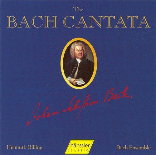 Die Bach Kantate, Vol. 25