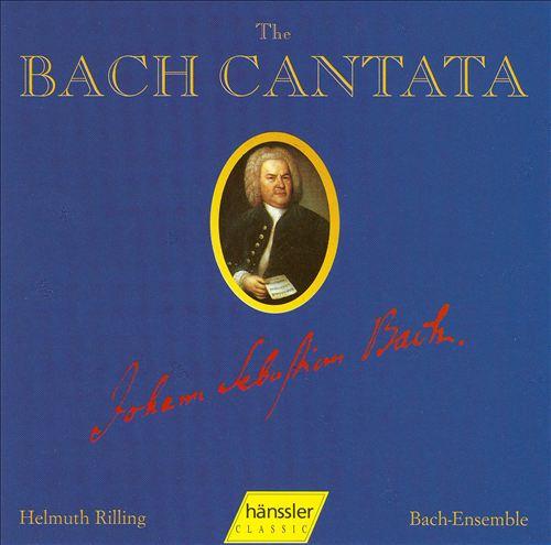 Die Bach Kantate, Vol. 26