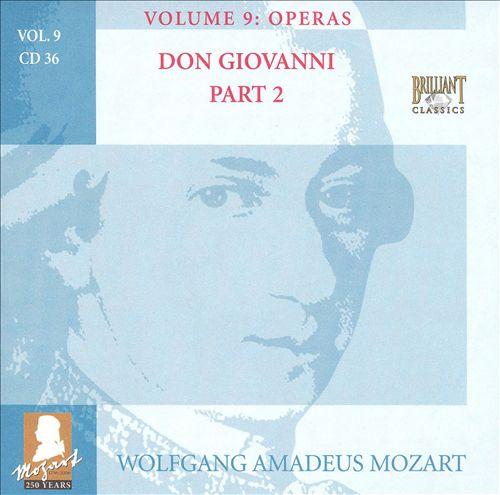Mozart: Complete Works, Vol. 9 - Operas, Disc 36