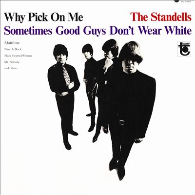 Why Pick on Me - Sometimes Good Guys Don't Wear White