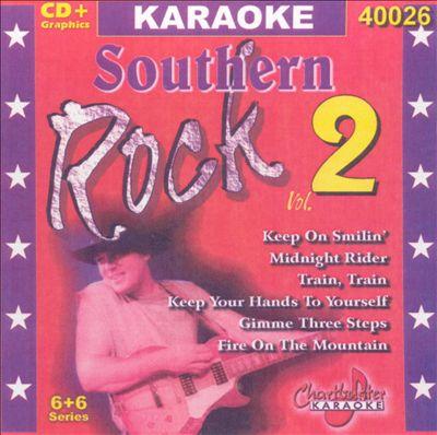 Chartbuster Karaoke: Southen Rock, Vol. 2