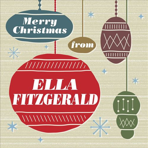 Merry Christmas from Ella Fitzgerald