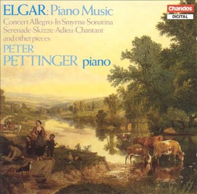 Elgar: Piano Music