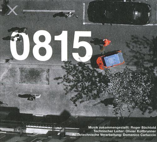 0815, Vol. 1