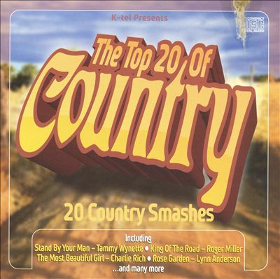 Top 20 of Country