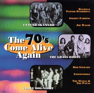 The 70's Come Alive Again