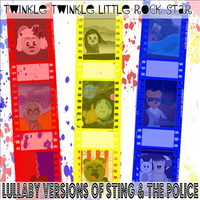 Lullaby Versions of Sting and the Police