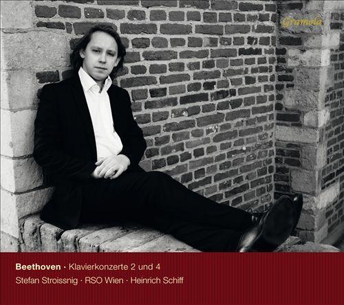 Beethoven: Klavierkonzerte Nos. 2 und 4