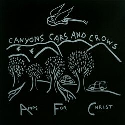 Canyons Cars and Crows