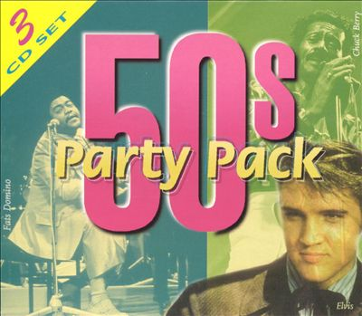 50s Party Pack