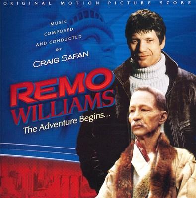 Remo Williams: The Adventure Begins [Original Motion Picture Score]