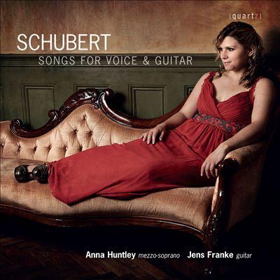 Schubert: Songs for Voice & Guitar
