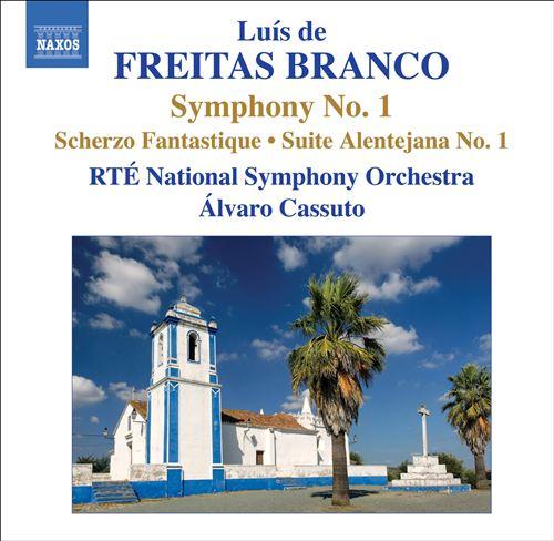 Luis de Freitas Branco: Orchestral Works, Vol. 1