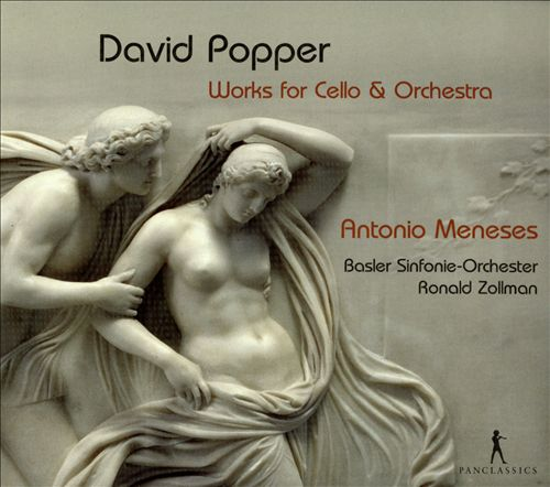 David Popper: Works for Cello & Orchestra