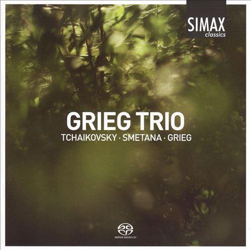Grieg Trio plays Tchaikovsky, Smetana & Grieg