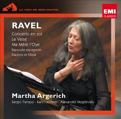 Ravel: Concerto en sol; La Valse; Ma Mère l'Oye