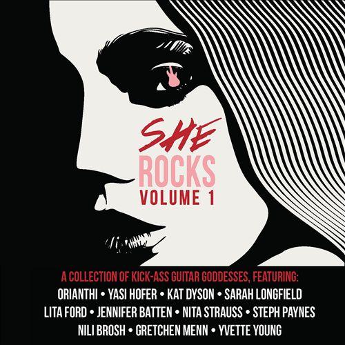 She Rocks, Vol. 1
