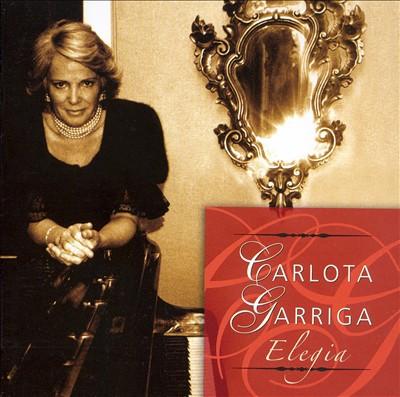 Carlota Garriga: Elegia