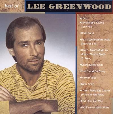 The Best of Lee Greenwood [K-Tel]