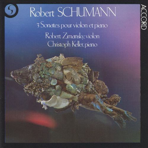 Schumann: Sonatas for Violin & Piano