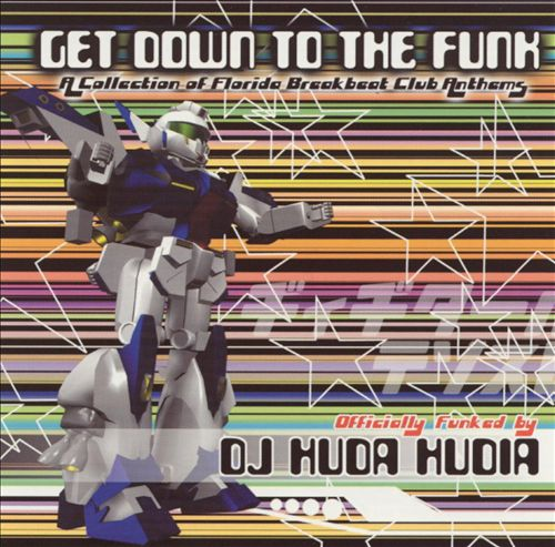 Get Down To The Funk