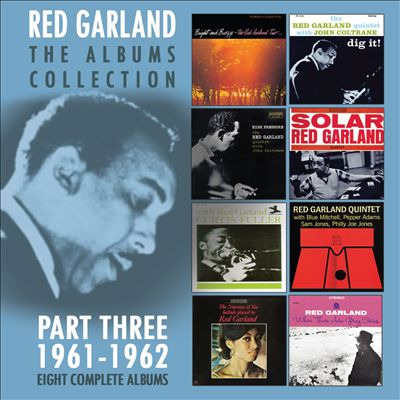 The Albums Collection, Pt. 3: 1961-1962