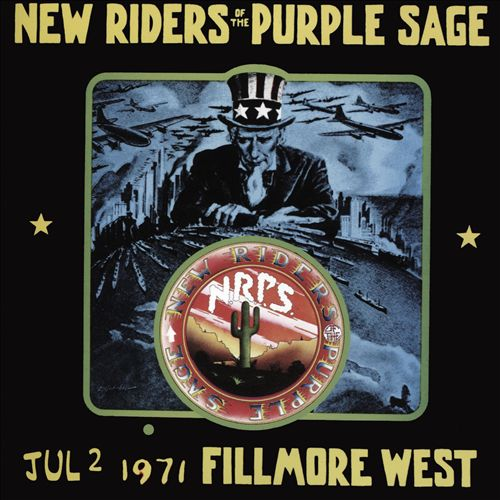 July 2nd 1971, Fillmore West