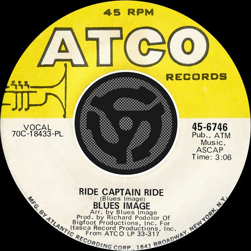 Ride Captain Ride/Pay My Dues