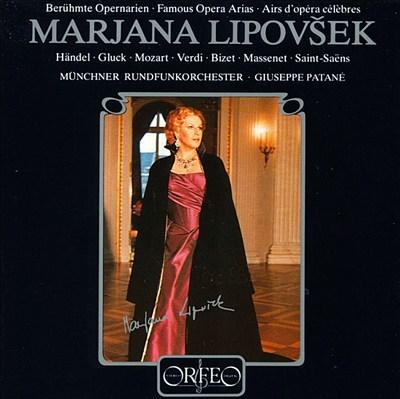 Marjana Lipovsek: Famous opera arias