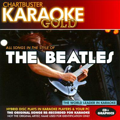 Chartbuster Karaoke Gold: The Beatles