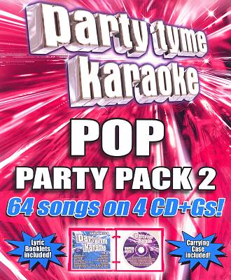 Party Tyme Karaoke: Pop Party Pack, Vol. 2