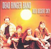 Red Desert Sky
