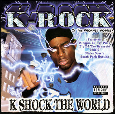 K-Shock The World