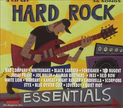 Hard Rock Essentials [Trans World]