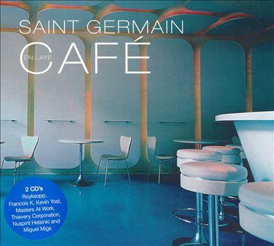 Saint Germain en Laye Café