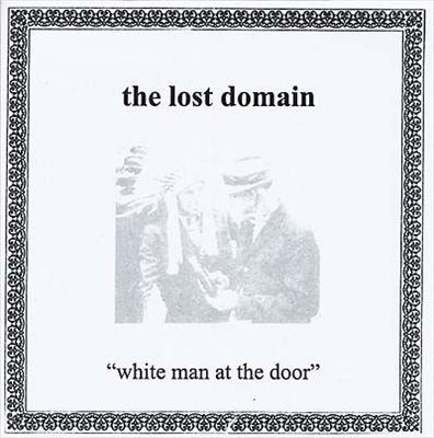 White Man At the Door