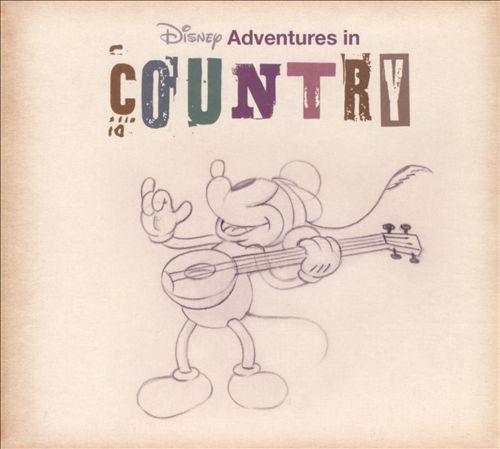 Disney Adventures in Country