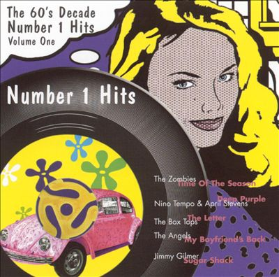 #1 Hits: The 60's Decade