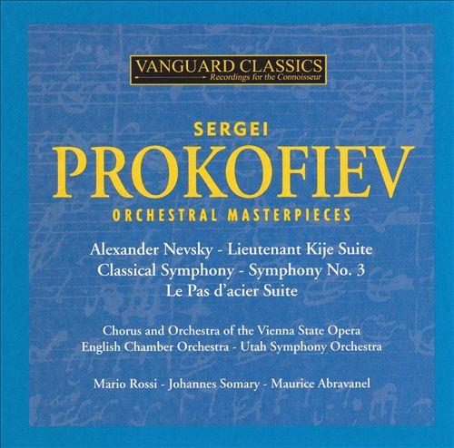 Prokofiev: Orchestral Masterpieces