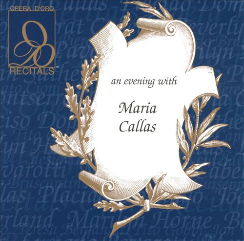 An Evening with Maria Callas