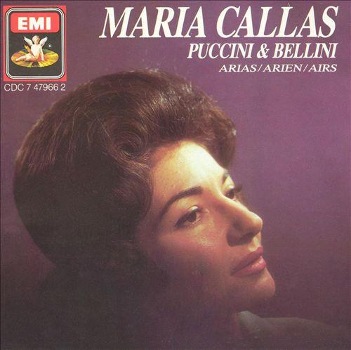Puccini & Bellini: Arias