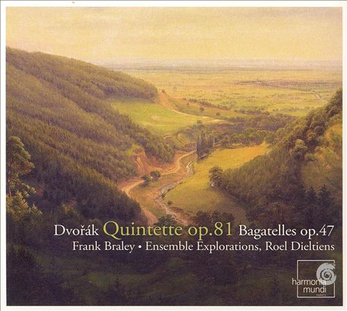 Enchanting Dvorak Piano Quintet and Bagatelles