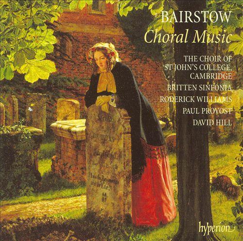 Bairstow: Choral Music